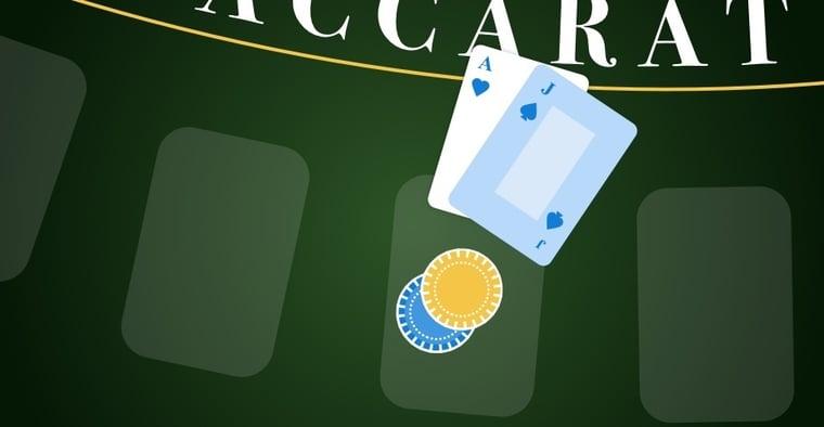 En nybörjarguide i Baccarat: Hur du spelar och hur du vinner