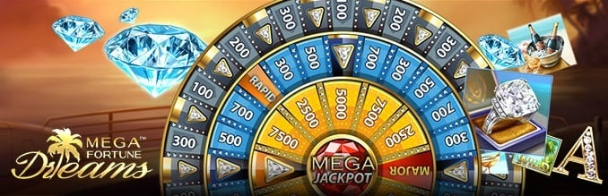 Blir det du som vinner Mega Fortune Dreams största jackpott någonsin?
