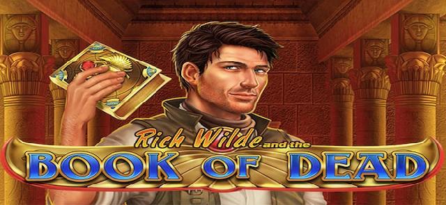 "Idag ger ""The Book of Dead"" bonus i mobilcasino"