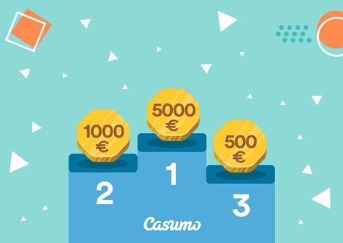Boostade prispotter och sms-betalning hos Casumo Casino