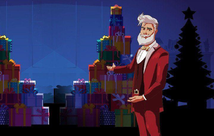 Nya Vinnarum casino låter vänta på sig men julkalendern lovar gott