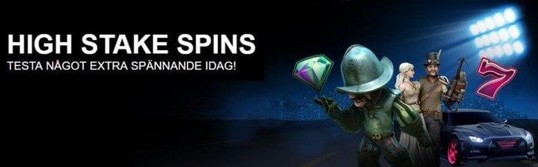 Casinobonus på svenska Bethards sätt!