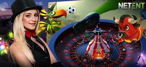 Roulette live på nätet för hela slanten i LeoVegas nätcasino!
