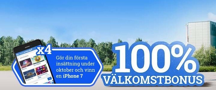 Spela svenskt mobilcasino med iPhone 7 vore väl inte fel?