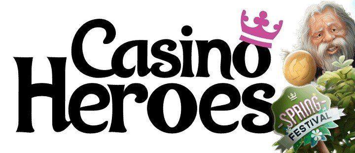 En miljon anledningar att ansluta dig till Casino Heroes festivalfirande