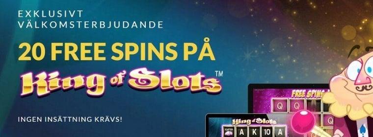 Ny bonus för svenska spelare hos Guts casino!