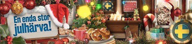Halva julhärvan kvar hos SveaCasino