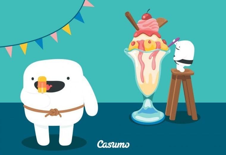 Casino Casumo går in i en ny era