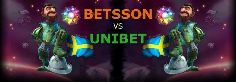 Giganternas kamp - Betsson mot Unibet