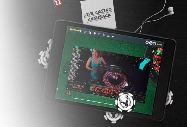 Få pengar tillbaka vid otur i roulette på nätet