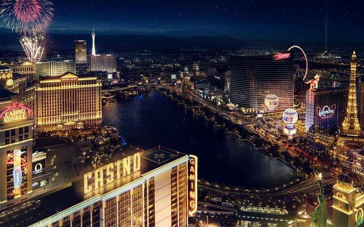 På gång nya året 2017 och nytt hos casinon i januari