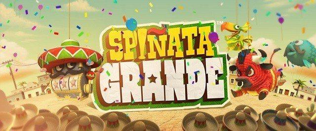 Spiñata Grande årets bästa casinospel på EGR-galan