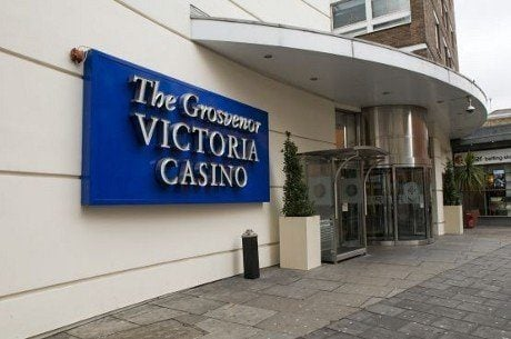 Kasinoresan - The Vic, London