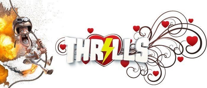 Fullspäckad, omsättningsfri och kärleksfull helg i Thrills casino