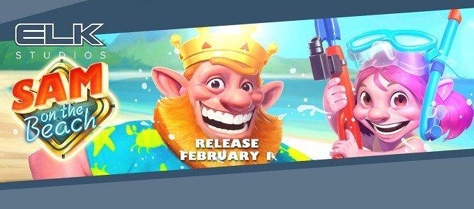 Första nya spelet 2017 för casino från svenska ELK