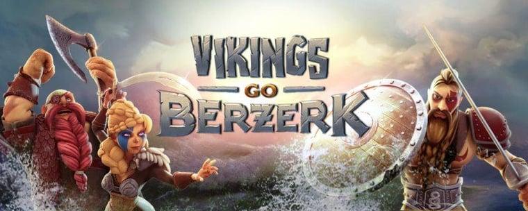 Vikings Go gratis spins på svenskt casino!