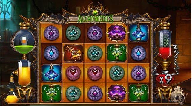 Nya Yggdrasil-spelet för casino i januari 2017 - Alchymedes