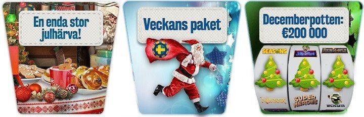 Sveas casino på nytt i stor julhärva!