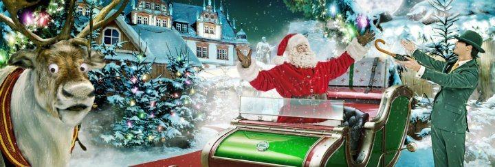 Spela casino på nätet med daglig julbonus redan nu!