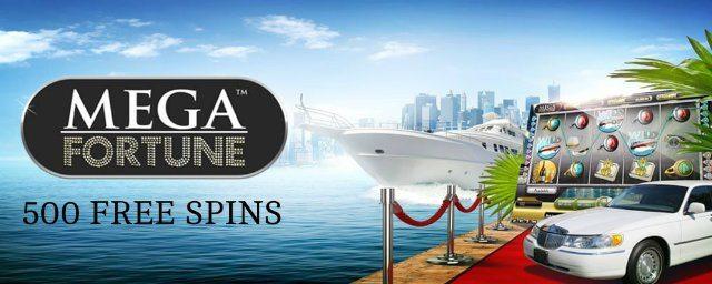500 casino free spins närmare en av nätets största jackpottar!