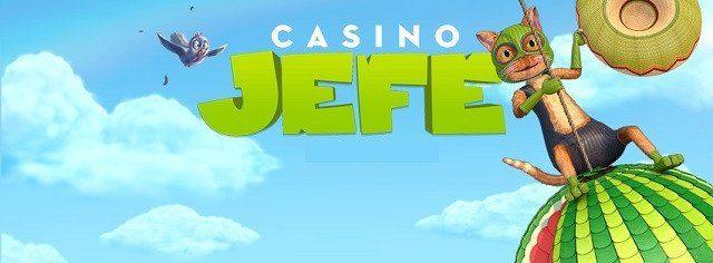 Play'n GO till casino Jefe i oktober!