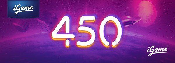 iGames nya bonus ger flest gratissnurr av alla casinon!