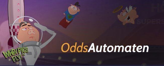 Massa free spins och annat nytt hos OddsAutomaten i veckan!