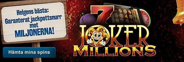 Ny slags free spins bonus bara hos Svea Casino!