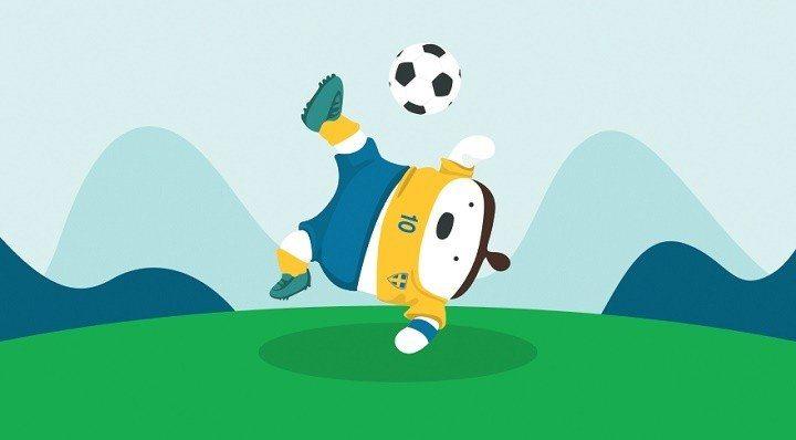 Casumo bonus med Fotbolls EM-tema!