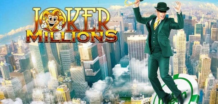 Bli belönad av Mr Green för att jaga jackpott