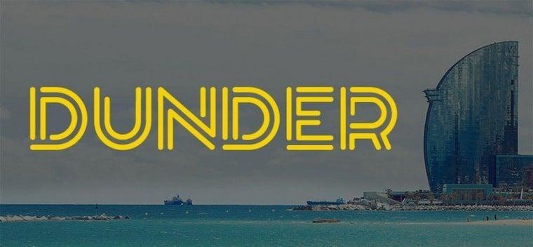 Nya casinot Dunders första kampanj lägger ribban högt