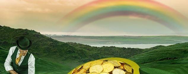 Grönare än vanligt när svenska Mr Green casino firar Irlands nationaldag