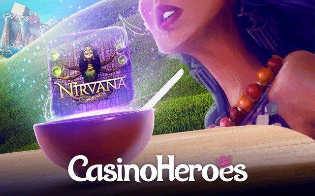 Bästa strategin för Nirvana-turneringen hos Casino Heroes