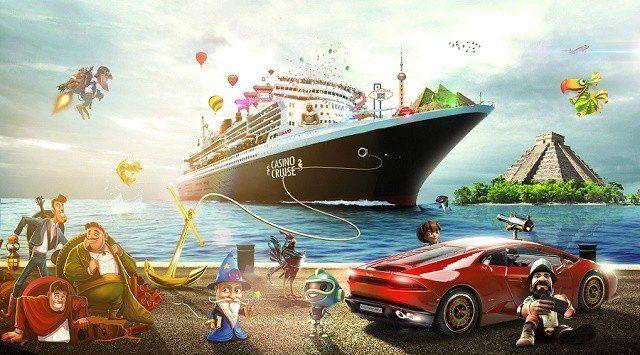 Ny bonus på bonusen hos Casino Cruise