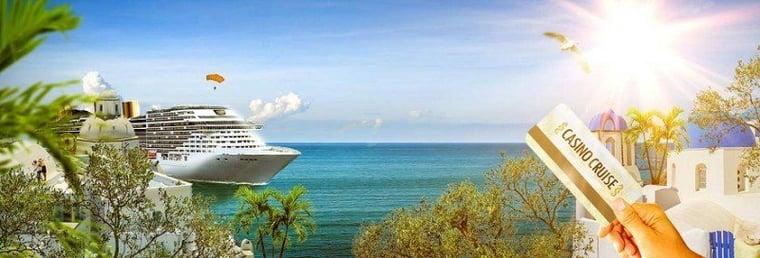 Ny destination med Casino Cruise