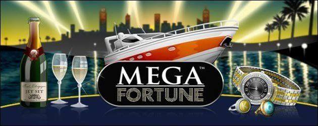 Båda Mega Fortune-jackpottarna vunna i helgen!