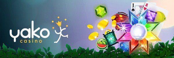 Ny månad, nytt casino och nya free spins med Yako
