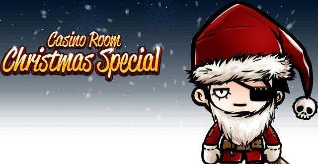 Fira jul och nyår i rymden med Casino Room