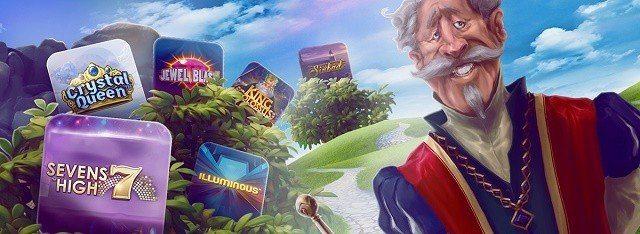 Nya casinospel på Hjälte-öarna