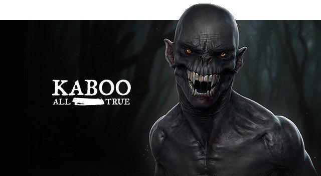 Läskigare än Halloween året runt med Kaboo casino