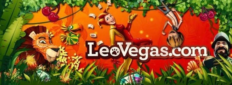 Nya revolutionerande slots hos LeoVegas