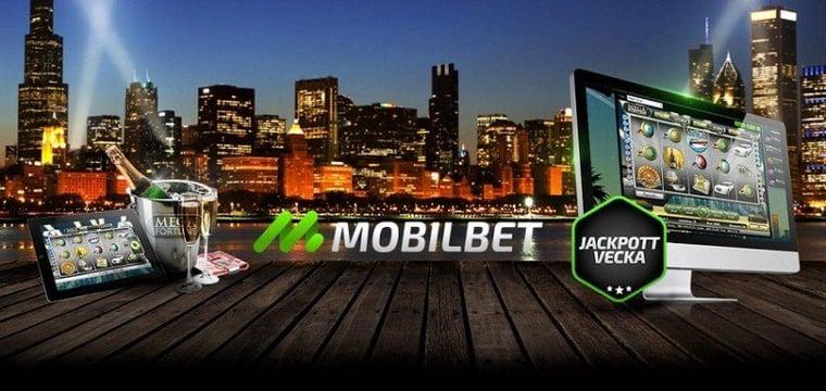 Jackpott-vecka med Mobilbet casino