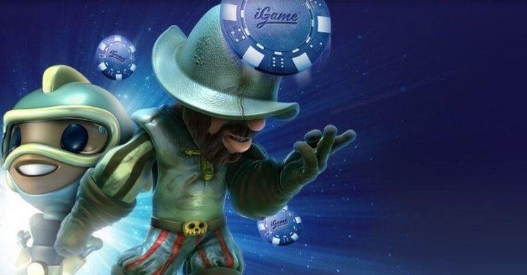 10,000 anledningar att välja iGame casino