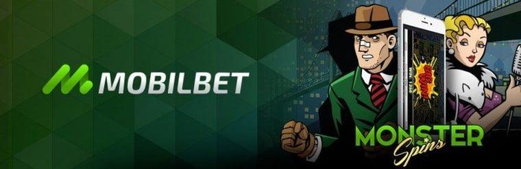 Monster Spins-helg hos Mobilbet Casino