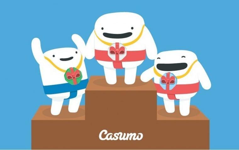 Ny utmaning hos Casumo - €10,000 till vinnaren