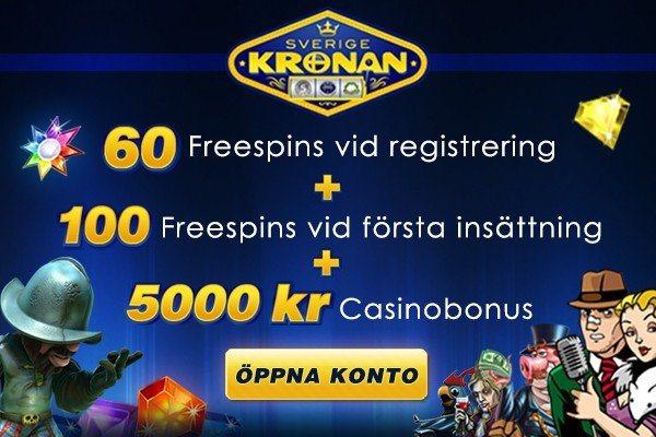 60 Freespins på Starburst