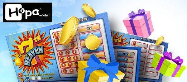 Hopa Casino ger dig 50 kr gratis