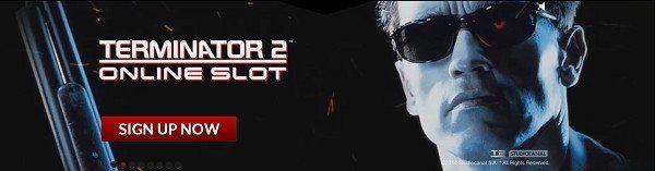 Spela Terminator 2 hos Guts