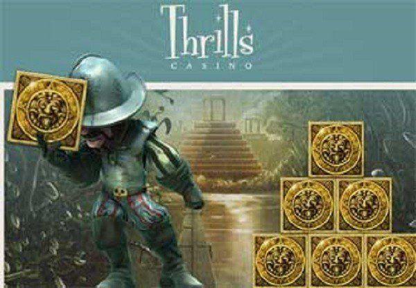 Upp till 50 free spins hos Thrills