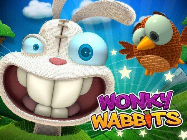 Caratcasino ger free spins på nysläppta Wonky Wabbits